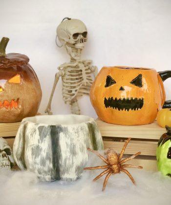 Clay Pumpkin Workshop