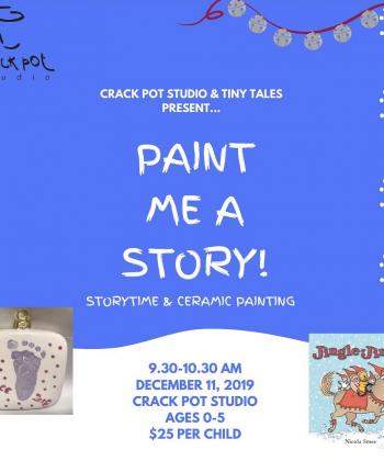 Paint Me a Story